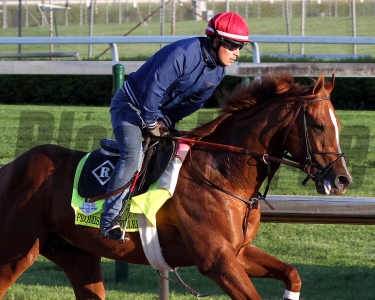 Promises Fulfilled Kentucky Derby Chad B. Harmon