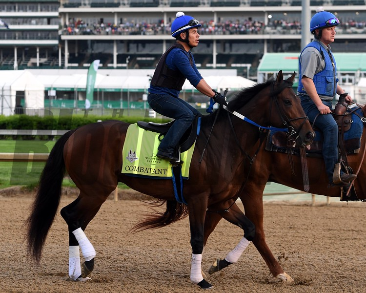 Combatant 2018 Kentucky Derby Week<br /> Dave Harmon Photo