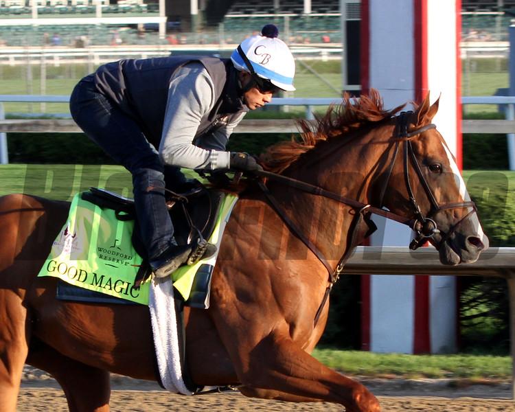 Good Magic Kentucky Derby Churchill Downs Chad B. Harmon