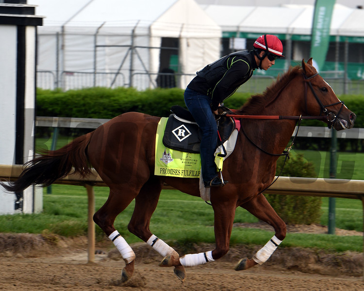 Promises Fulfilled 2018 Kentucky Derby Week<br /> Dave Harmon Photo
