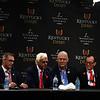 Justify, Mike Smith, Kentucky Derby, G1, Churchill Downs, May 5, 2018, press conference, Elliott Walden, Kenny Troutt, Bob Baffert, Ah Khing Teo, Mike Smith