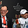 Justify; Mike Smith; Kentucky Derby; G1; Churchill Downs; May 5; 2018; press conference; Ah Khing Teo; Mike Smith