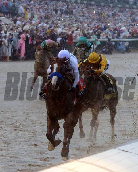 Justify Kentucky Derby Churchill Downs Chad B. Harmon