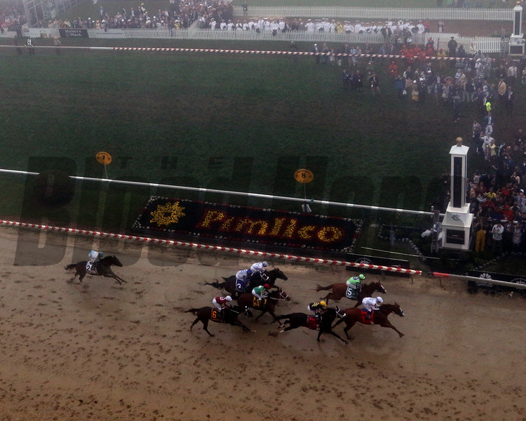 Preakness 1st time by Chad B. Harmon