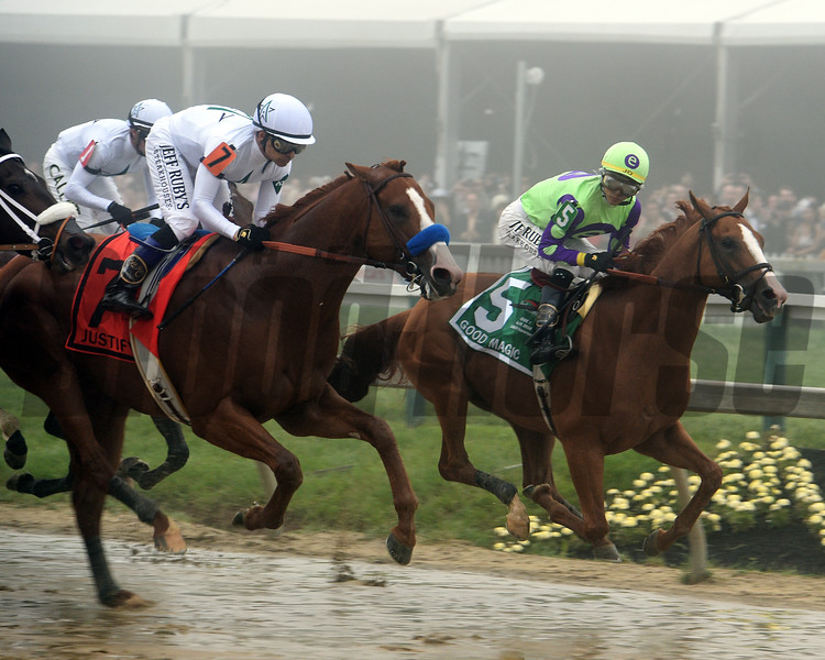 Justify; Mike Smith; Preakness Stakes; G1; Pimlico Race Course; May 19; 2018