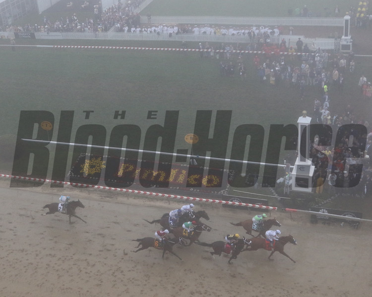 Preakness Stakes 1st Time By Chad B. Harmon