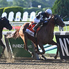 Sir Winston wins the 2019 Belmont Stakes<br /> Coglianese Photos/Adam Coglianese