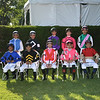 2019 Belmont Stakes Jockeys<br /> Coglianese Photos/Susie Raisher