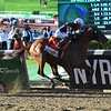 Sir Winston wins the 2019 Belmont Stakes<br /> Coglianese Photos/Derbe Glass