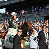 Sir Winston wins the 2019 Belmont Stakes<br /> Coglianese Photos/Brittlan Wall