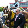 Point of Honor wins the 2019 Black-Eyed Susan Stakes<br /> Skip Dickstein Photo