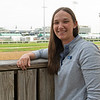 Julie Witt. Morning scenes at Churchill Downs during Derby week 2019  April 30, 2019 in Louisville,  Ky.