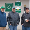 l-r, Sean Tugel, Garrett O'Rourke, and Leif Aaron - Morning - Churchill Downs - 042819. Photo: Anne M. Eberhardt