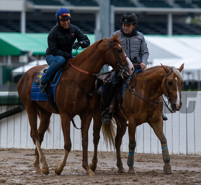 Improbable galloping
