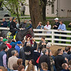 Roadster. Morning scenes at Churchill Downs during Derby week 2019  April 30, 2019 in Louisville,  Ky.