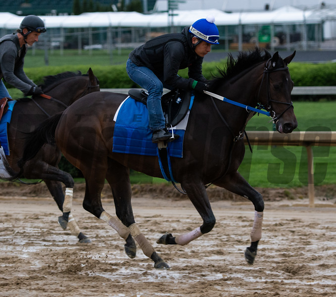 Kentucky Derby And Oaks Works