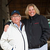 Shug and Alison McGaughey - Morning - Churchill Downs - 042819. Photo: Anne M. Eberhardt