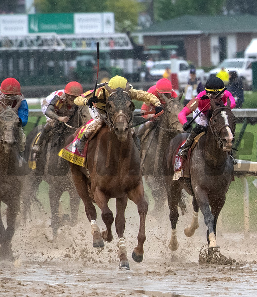 Country House wins the Kentucky Derby Saturday, May 5, 2019 at Churchill Downs. Photo: Skip Dickstein