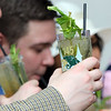 Mint Juleps at Churchill Downs on May 4, 2019. Photo By: Chad B. Harmon