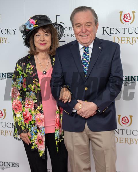 Jerry and Teresa Mathers