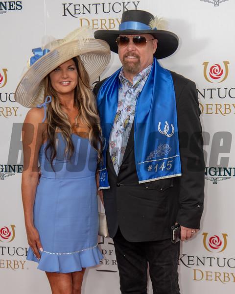 Jen and Eddie Montgomery