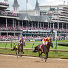 Alysheba field under the Twinspires