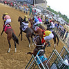 Bodexpress and John Velazquez Starting Gate Remote Photo By: Chad B. Harmon