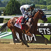 Gamine wins the 2020 Acorn Stakes at Belmont Park<br /> Coglianese Photos