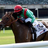 Oleksandra wins the Jaipur Stakes at Belmont Park<br /> Coglianese Photos/Chelsea Durand