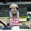 Tiz the Law wins the 2020 Belmont Stakes<br /> Coglianese Photos/Elsa Lorieul