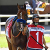 Gamine wins the 2020 Acorn Stakes at Belmont Park<br /> Coglianese Photos/Joe Labozzetta