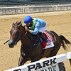 No Parole wins the 2020 Woody Stephens at Belmont Park<br /> Coglianese Photos/Chelsea Durand