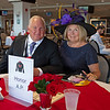 Lee and Susan Searing, owners of Honor A.P. as C.R.K. Stable. Scenes at Churchill Downs, Louisville, KY on September 5, 2020.