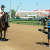 NBC coverage at Churchill Downs, Louisville, KY on September 5, 2020.