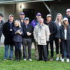Team O'Neill at Churchill Downs on April 26, 2021. Photo By: Chad B. Harmon