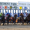 Belmont Stakes start