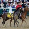 Super Saver and Calvin Borel win the Kentucky Derby  Lexington, KY 5/1/10, Mathea Kelley