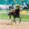 Hansels wins the 1991 Preakness