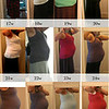 belly shots to 32 weeks