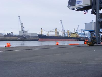 Island Mariner, Dublin Port, 14-7-2013