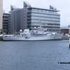 LÉ Emer, Dublin Port, 15-9-2013