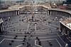 St. Peter's, Rome, April 1977