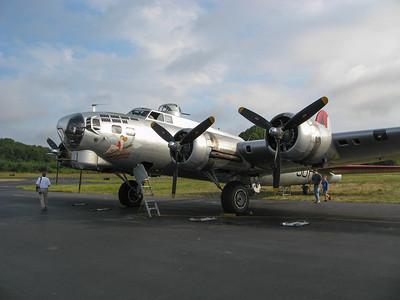 B24 Flight