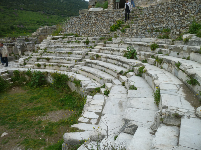 Ephesus small theatre