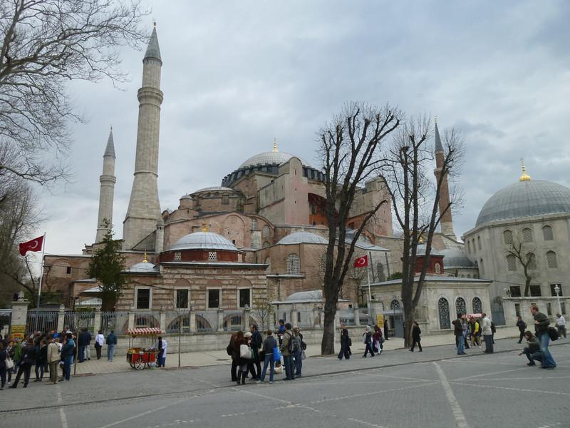 Aya Sofya, Istanbul (Constantinople)