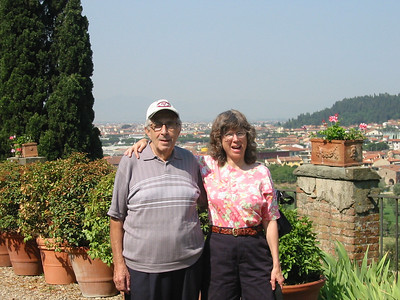 Cooks in Italy, June 2003