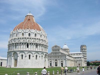 Lucca+Pisa