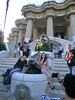 Monumental Steps, Park Guell