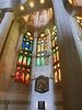 Modern stained glass, Sagrade Familia
