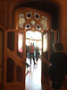 Entrance to living room, Casa Battlo